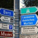 Dálnice, dálniční poplatky ve Švýcarsku