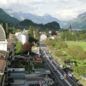 Interlaken Švýcarsko