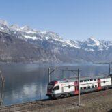 Vlakem do Švýcarska
