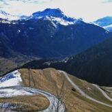 Cesta autem do Švýcarska